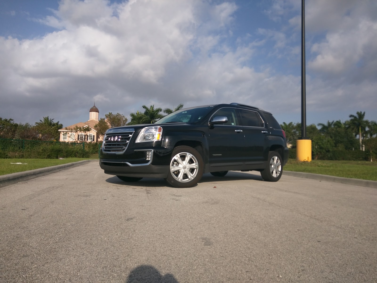 What Does Slt Mean On A Gmc Truck >> Test Drive: Long(-ish) Term Review - 2016 GMC Terrain SLT V6