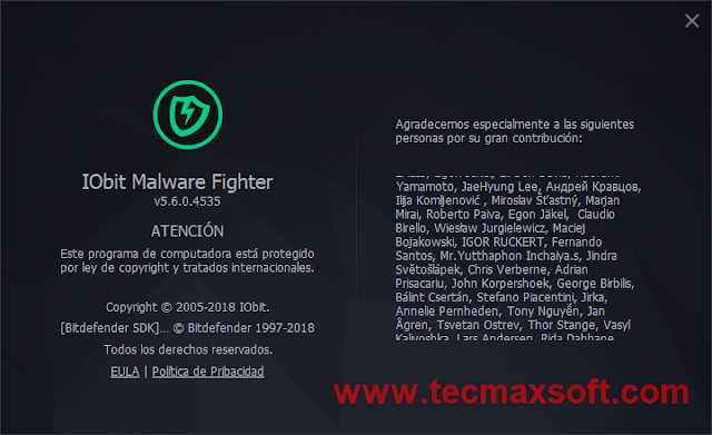 Download IObit Malware Fighter PRO Serial key