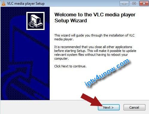 VLC Media Player 2017 IPTV للحاسوب يشغل ال