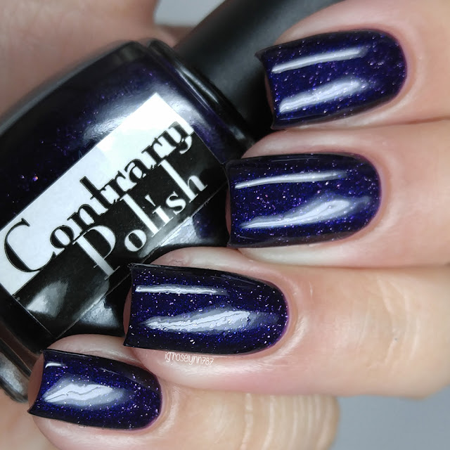 Contrary Polish - An Imperfect Magic
