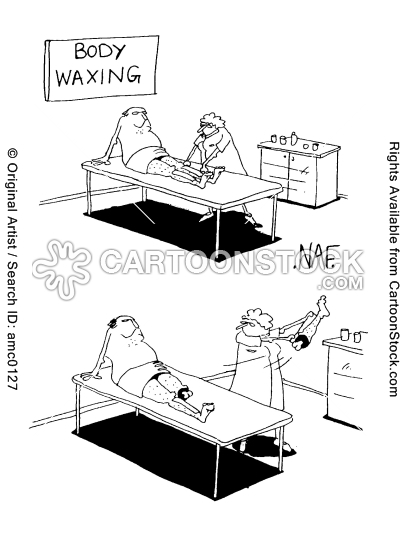 Never wax your hoo-ha…