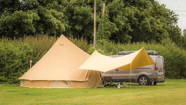 Bell Tent & Karsten Tarp