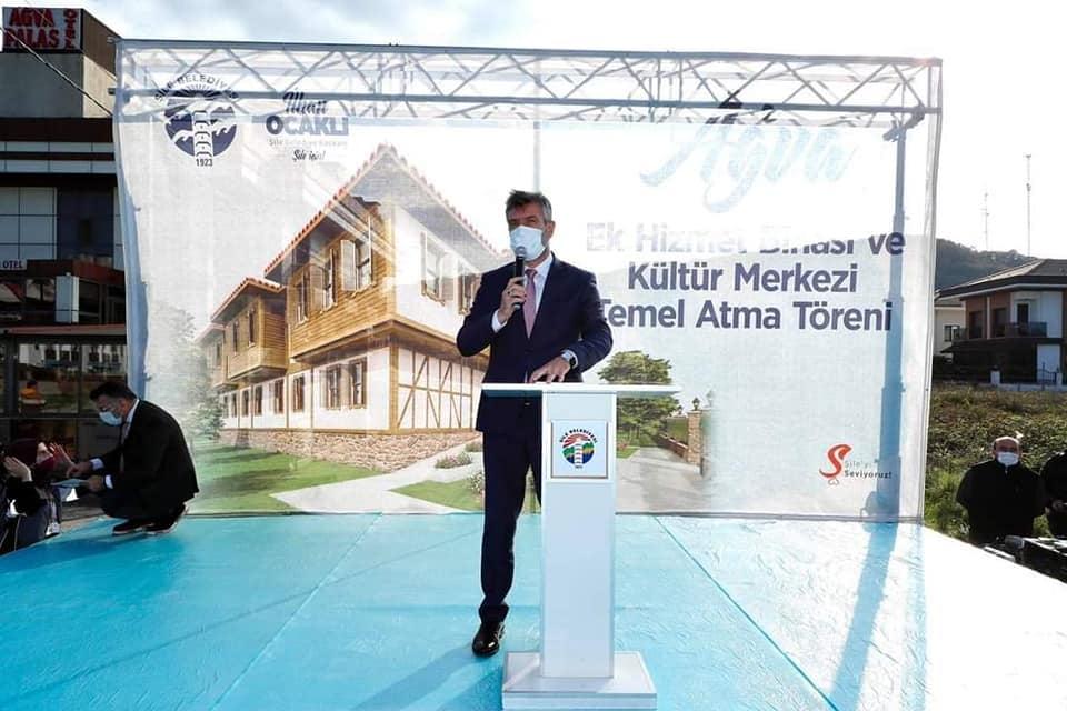 Ağva, Belediye Binasına ve Kültür Merkezine Kavuşuyor