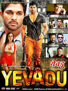 Yevadu (2014) Full Movie Download in Hindi 1080p 720p 480p