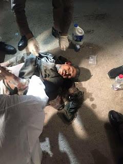 مصري متوفي بالرياض بعد قصف الحوثيين