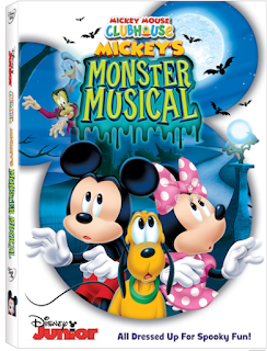 DVD Review: Mickey Mouse Clubhouse: Mickey's Monster Musical