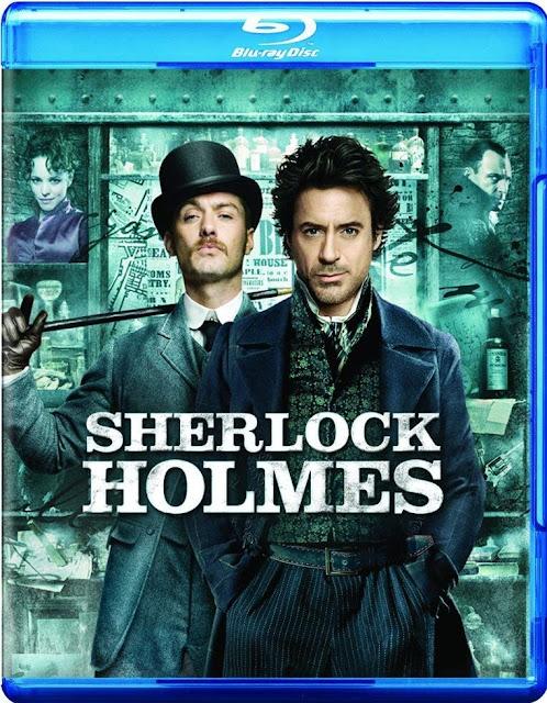 Sherlock Holmes starring Robert Downey Jr.