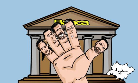 A man que mexe a democracia