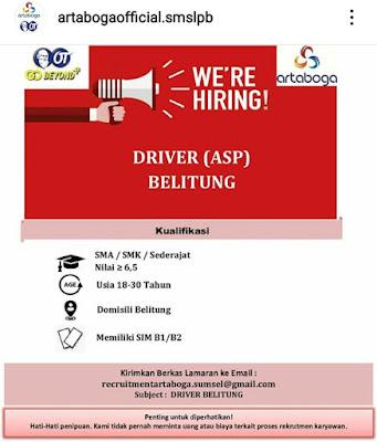 Driver -infobelitung.online