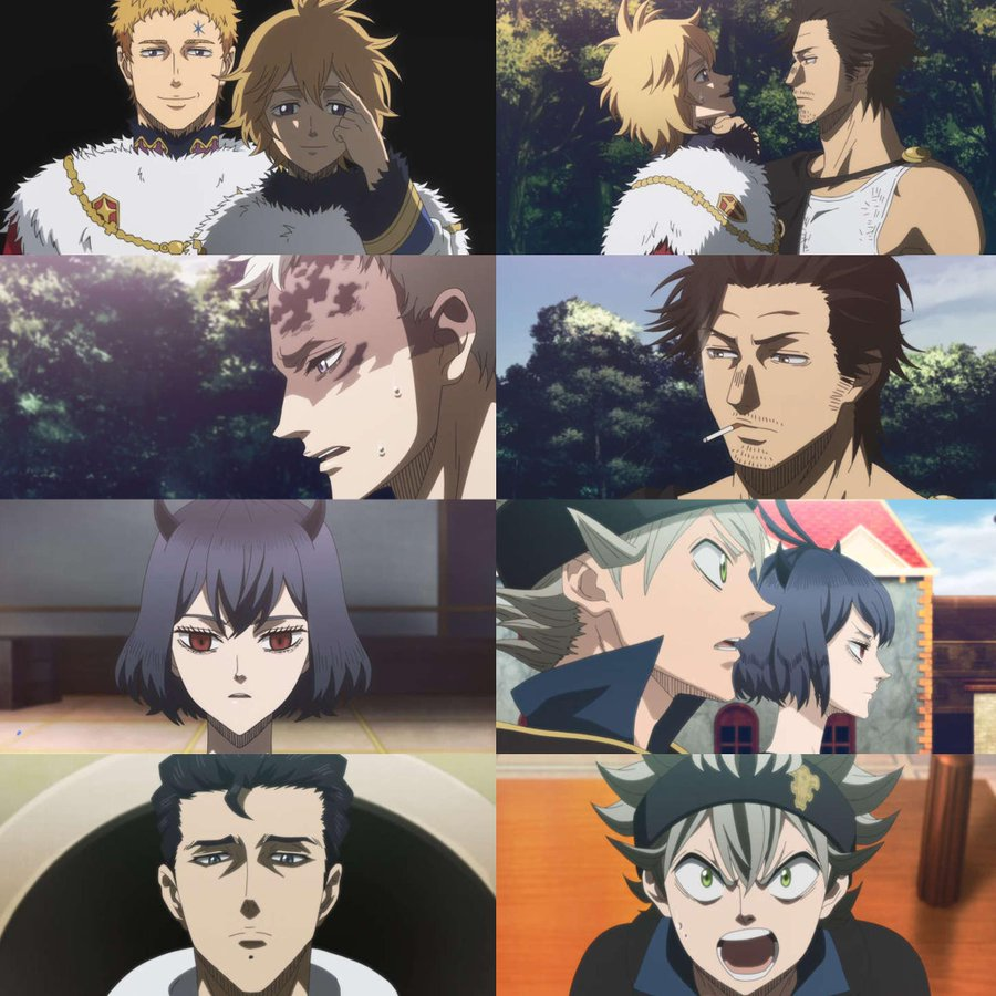 Black Clover Episode 121 Preview Images