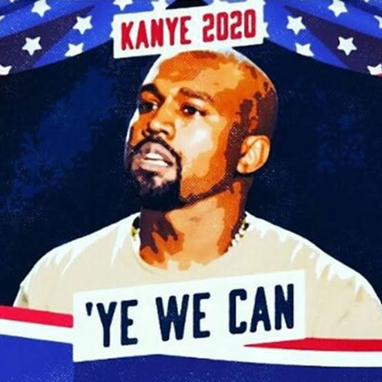 KANYE WEST INDICATES INTEREST TO RUN FOR US PRESIDENT