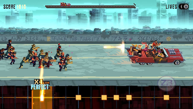 Double Kick Heroes PC Game Free Download