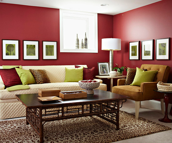 Colorful Living Rooms Decorating Ideas 2012 | Home Interiors