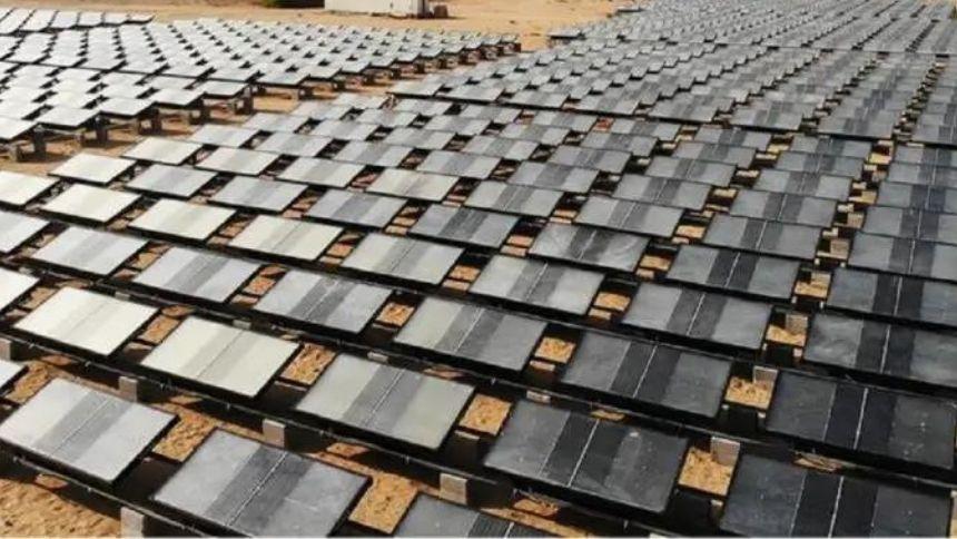 Hidropainéis de energia solar podem gerar água potável no deserto