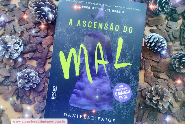 A Ascensão do Mal - Livro 2 - Danielle Paige