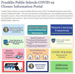 https://www.franklinps.net/district/pages/franklin-public-schools-covid-19-closure-information-portal