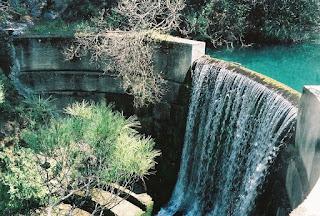 остров Родос семь источников