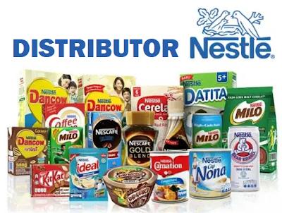 distributor Nestle DKI Jakarta