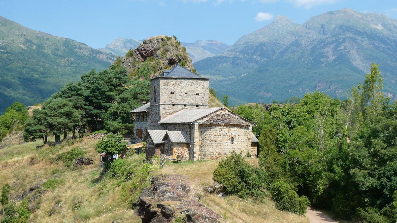 Ermitas del Solano - Coronando Picos