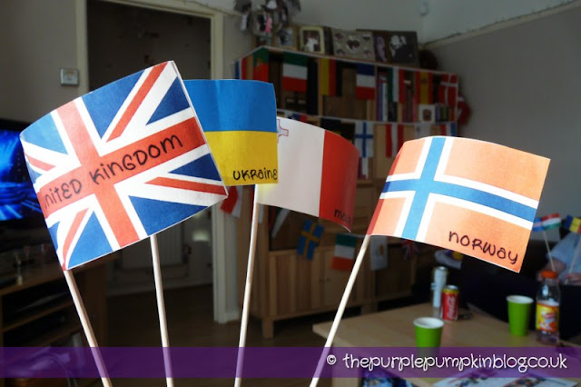 Eurovision Song Contest Party