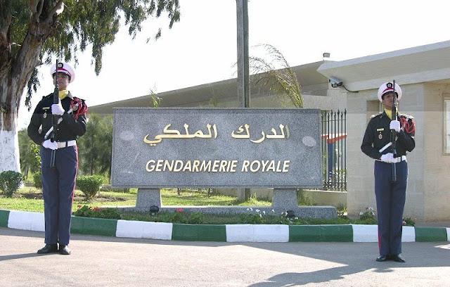 gendarmerie-royale-marocaine