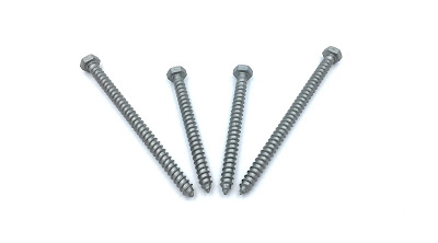 Custom Stainless Steel Fully Threaded Lag Screws