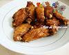 Asinha de frango frita