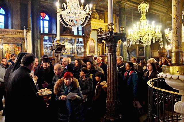 Προσκυνητές από την Ελλάδα στο Νιχώρι του Βοσπόρου (ΦΩΤΟ)