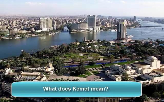 Kemet Definition
