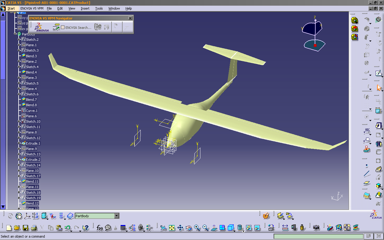 Aircraft Engineering And Aircraft Designing By Engineer