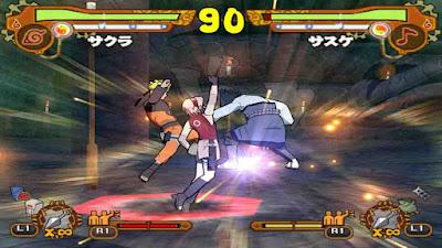 Download Game Naruto Shippuden Ultimate Ninja 5 PS2