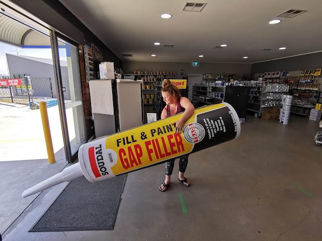 BIG Gap Filler | BIG Things of Albury