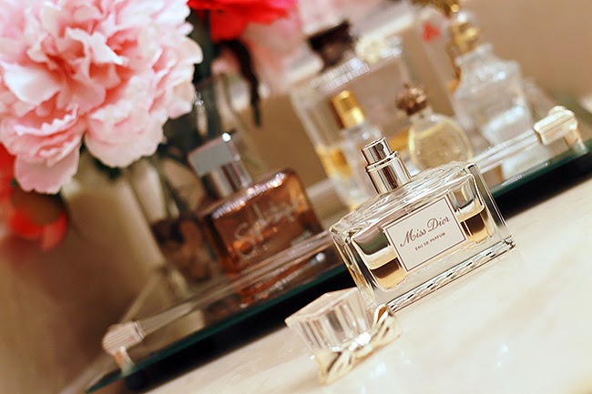 Finding perfect perfume