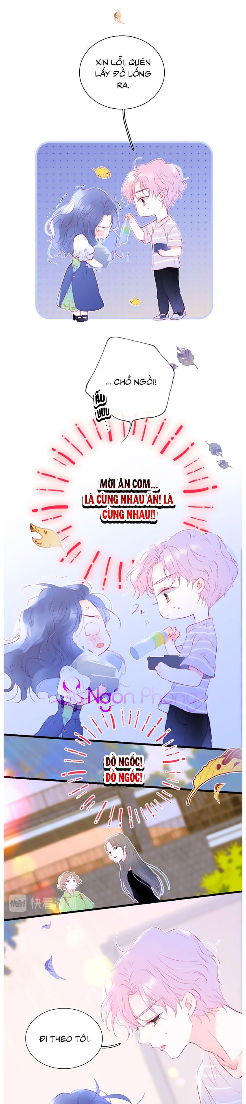 Hoa Bỏ Chạy Với Nhím Rồi  Chapter 9 - upload bởi truyensieuhay.com