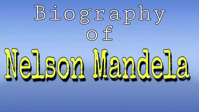 Biography of Nelson Mandela will be shocked to know