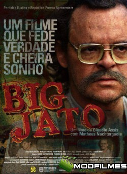 Capa do Filme Big Jato