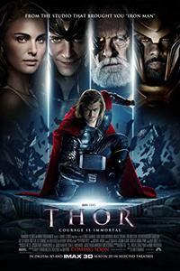 Thor (2011) Movie (Dual Audio) (Hindi-English-Tamil-Telugu) 480p-720p-1080p BluRay