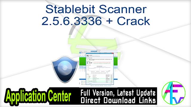 Stablebit Scanner 2.5.6.3336 + Crack