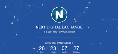New Ico Coin Nextdex - Masih Baru
