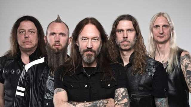 "HAMMERFALL: Lyric video για το νέο single ""(We Make) Sweden Rock"""