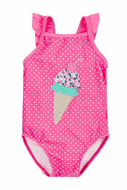 Mothercare Ice Cream Swimsuit