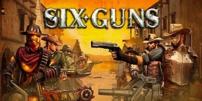 تحميل لعبة Six-Guns: معركة العصابات
