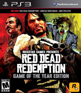 Red Dead Redemption Game of The Year PS3 Torrent