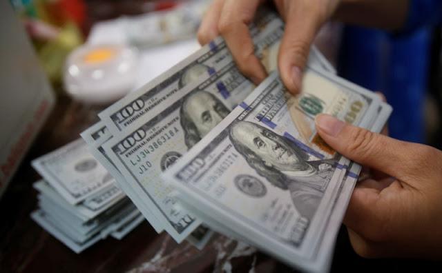 Precio del dolar baja en Perú