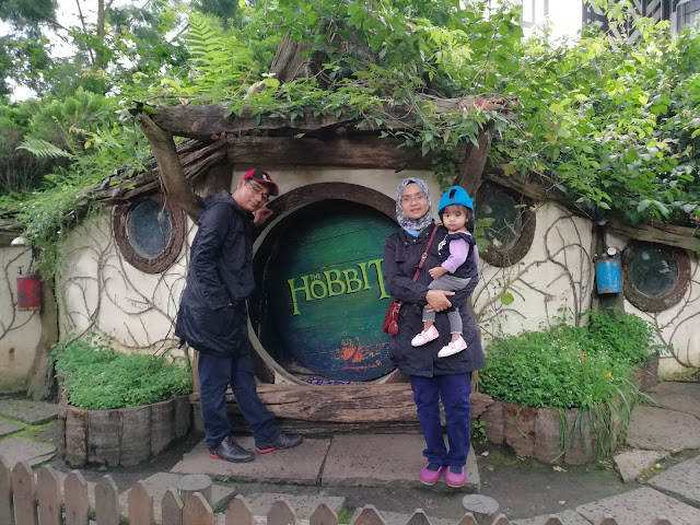Percutian Melancong Tempat Menarik di Bandung Farm House Lembang