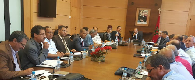 خلاصات لقاء الوزير والنقابات يوم 25 يوليوز 2017 حسب الجامعة الحرة للتعليم