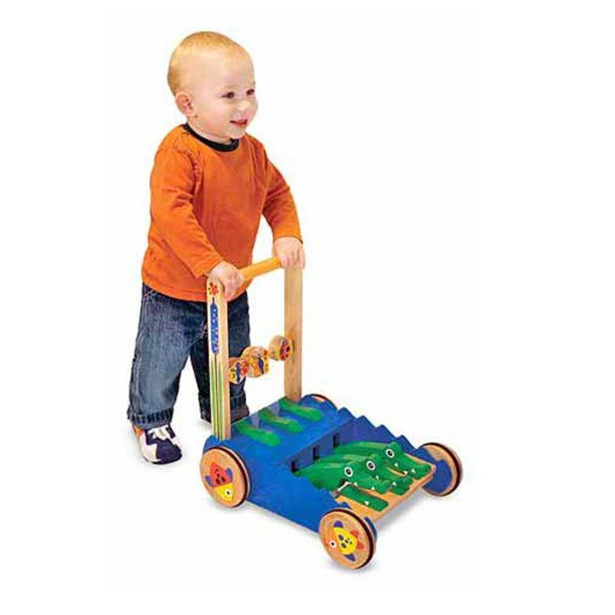 Wooden Toys For 1 Year Old Boy