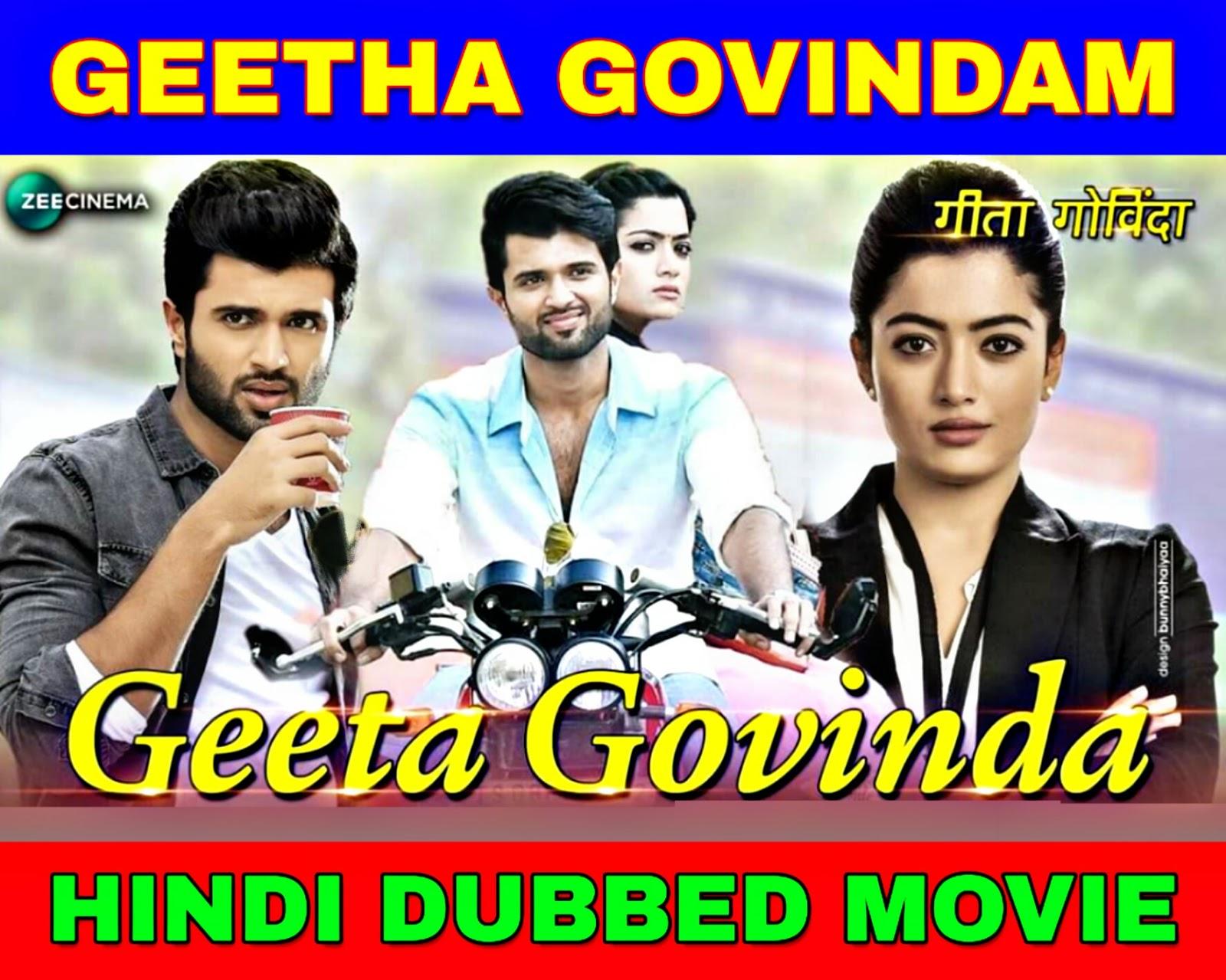 Geetha govindam torrent magnet