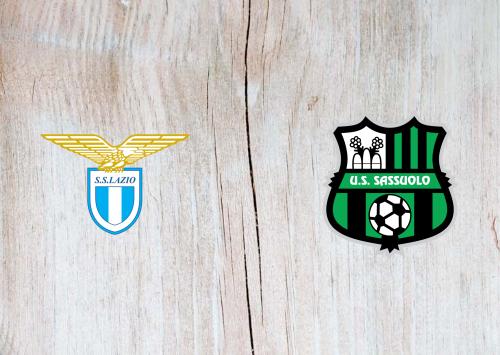 Lazio vs Sassuolo -Highlights 24 January 2021
