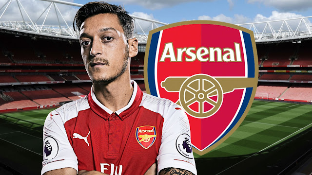 Transfer: Arsenal offer Ozil to 3 clubs